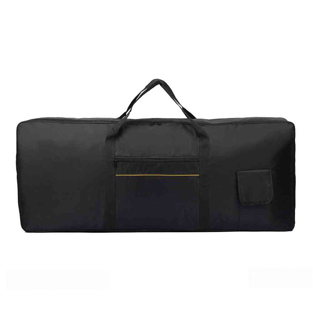 Electronic Organ Piano Cover Padded Case Keyboard Bag