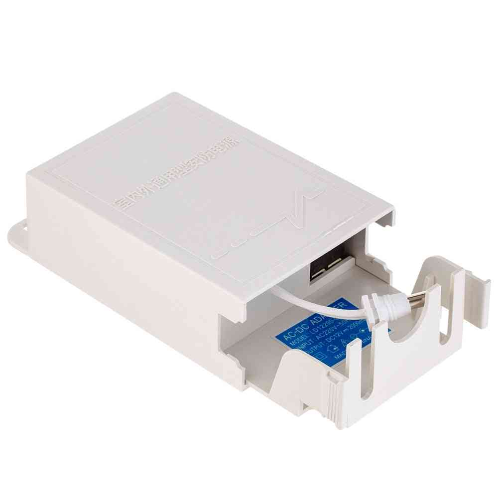 Outdoor Waterproof Cctv Security Camera Ac/dc Power Supply Adapter