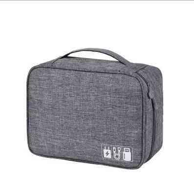 Usb Drive Organizer Electronics Accessories Case / Hard Drive Bag