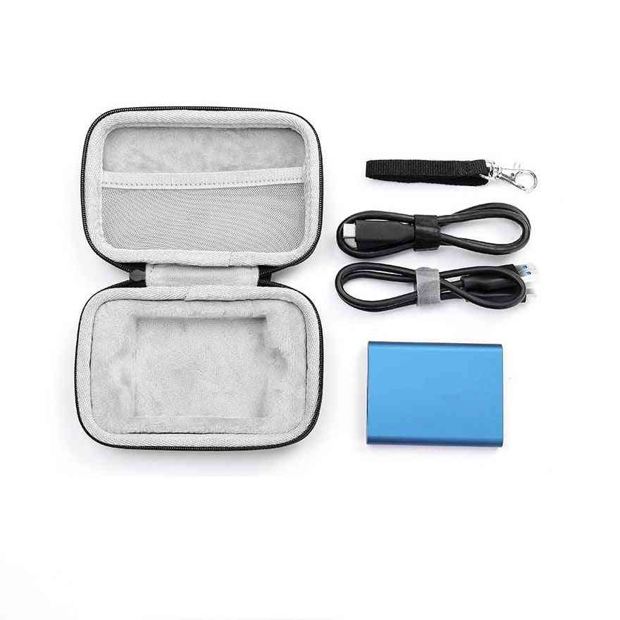 Portable Carrying Case For Samsung Ssd