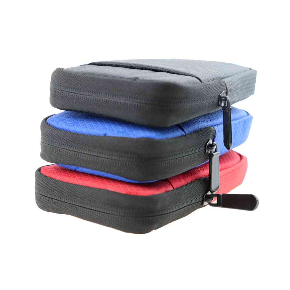 Portable External Hard Drive Carrying Travel Case