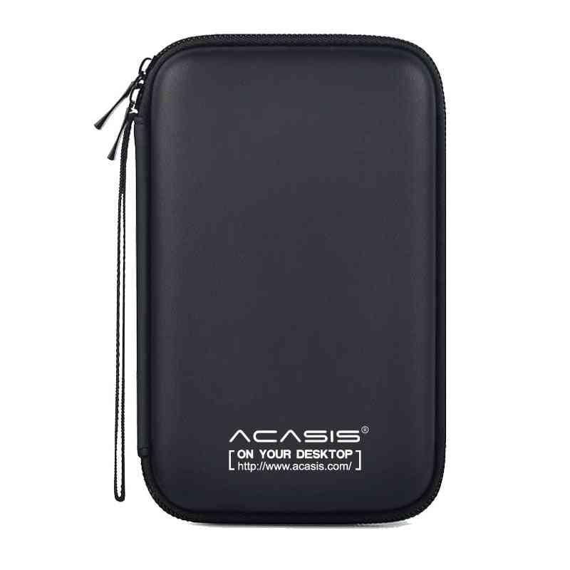 Portable Hard Drive Disk Bag/external Hdd Box Case