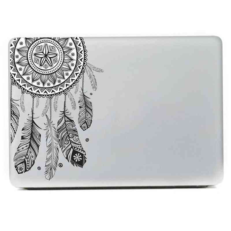Fashion Dream Catcher Sticker For Laptop/computer/tablet/pc/notebook Cute Pvc Stickers