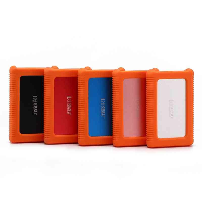 Portable External Custom Anti-vibration/anti-fall Mobile Hard Disk Storage