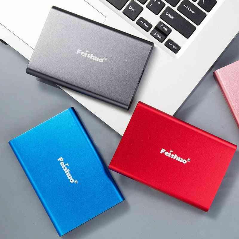 Usb 3.0 Storage Hdd External Hard Disk For Pc, Tablet