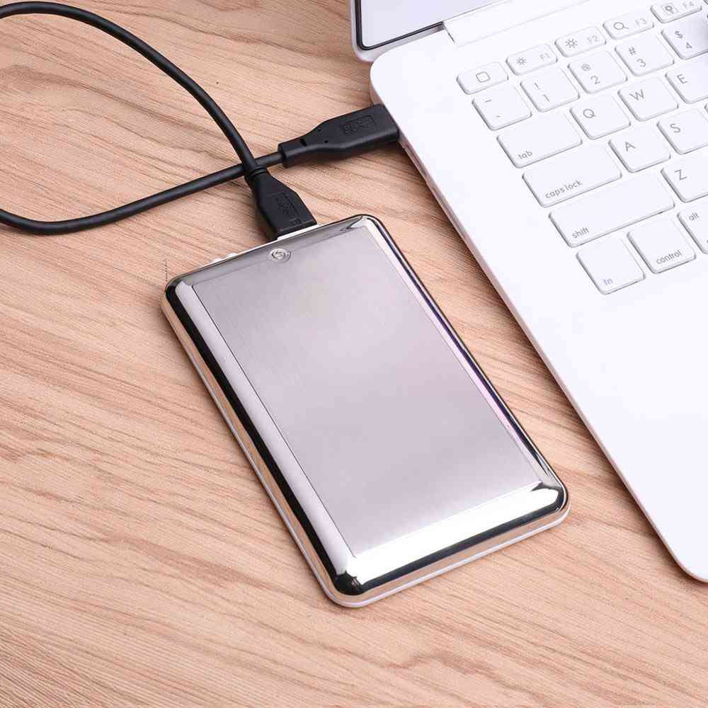 External Hard Drive Disk Hdd Portable Storage Device