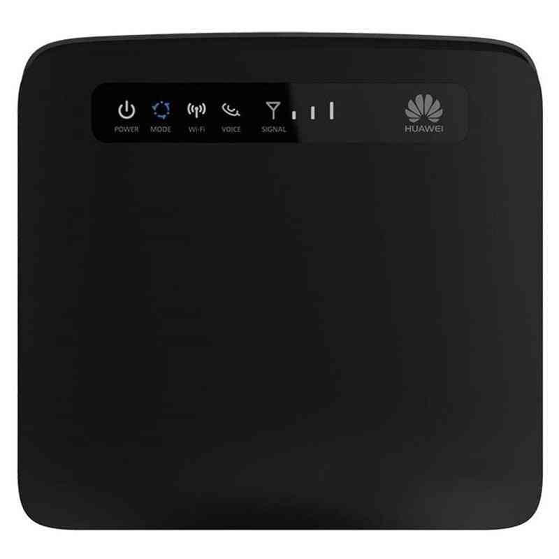 Huawei 4g Lte Wireless Router, Wifi Dongle Cat6 Tdd Mobile Hotspot Routers