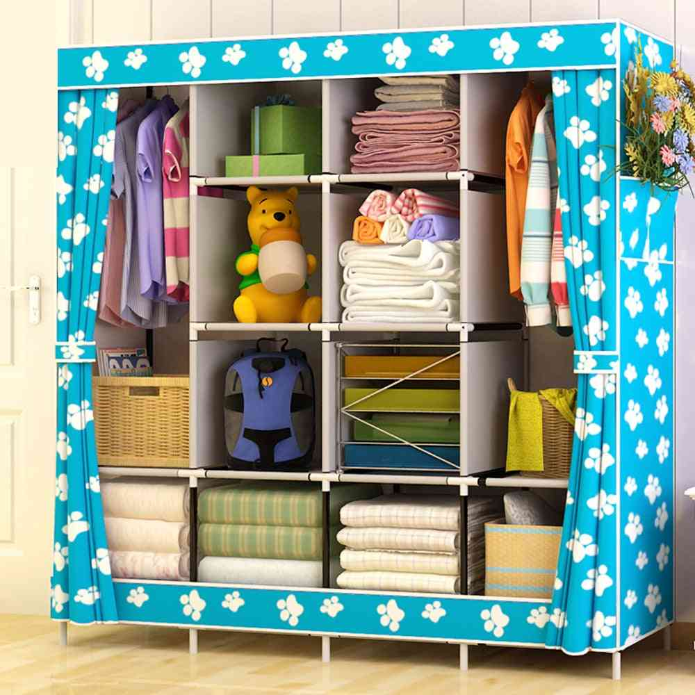 Modern Foldable Wardrobe Diy Assembly