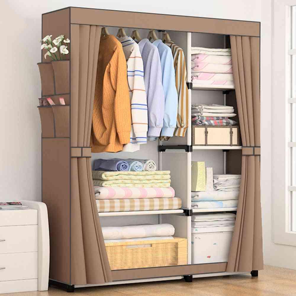 Non-woven Portable Storage Wardrobe-bedroom Furniture