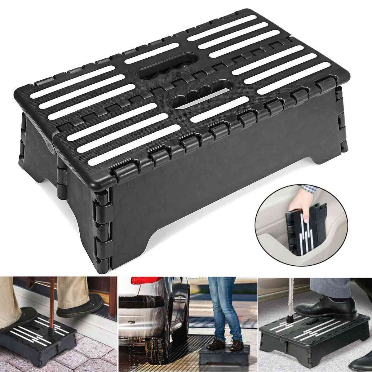 Portable Folding Step Stool, Ladder Elderly / Pregnant Foot Stools