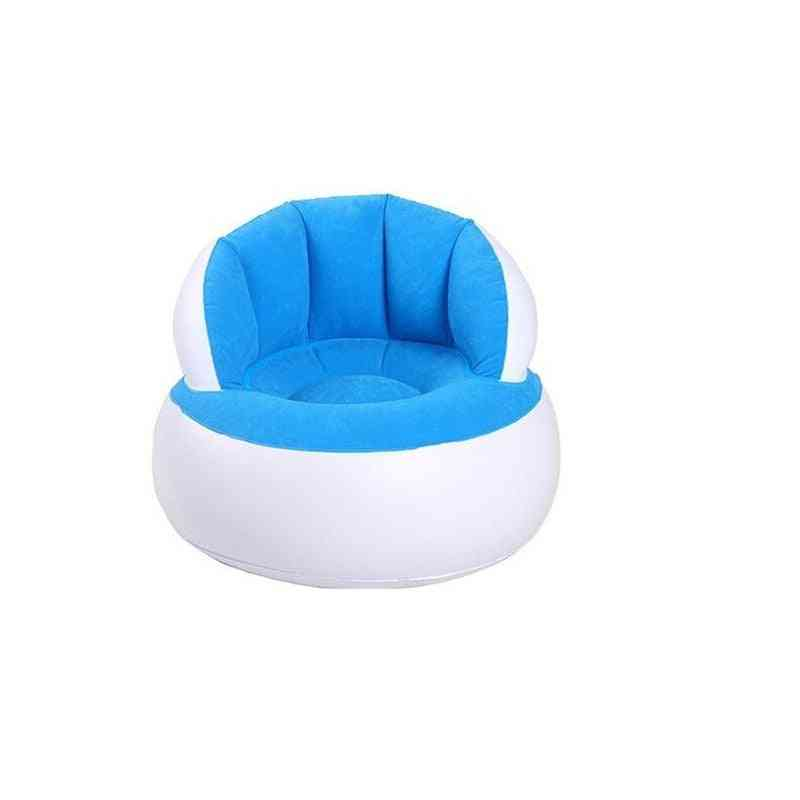 Inflatable Living Room, Bedroom - Portable Sofa Chair