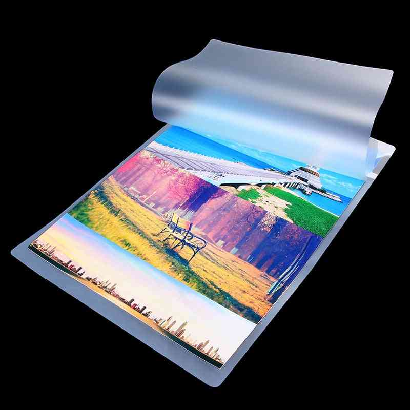 Laminating Film, Pack For Photo/files/card/picture