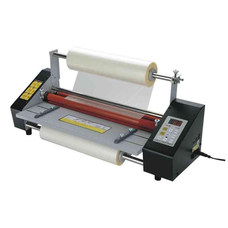 33.5cm (a3+) Four Rollers Laminator 220v Hot Roll Laminating Machine