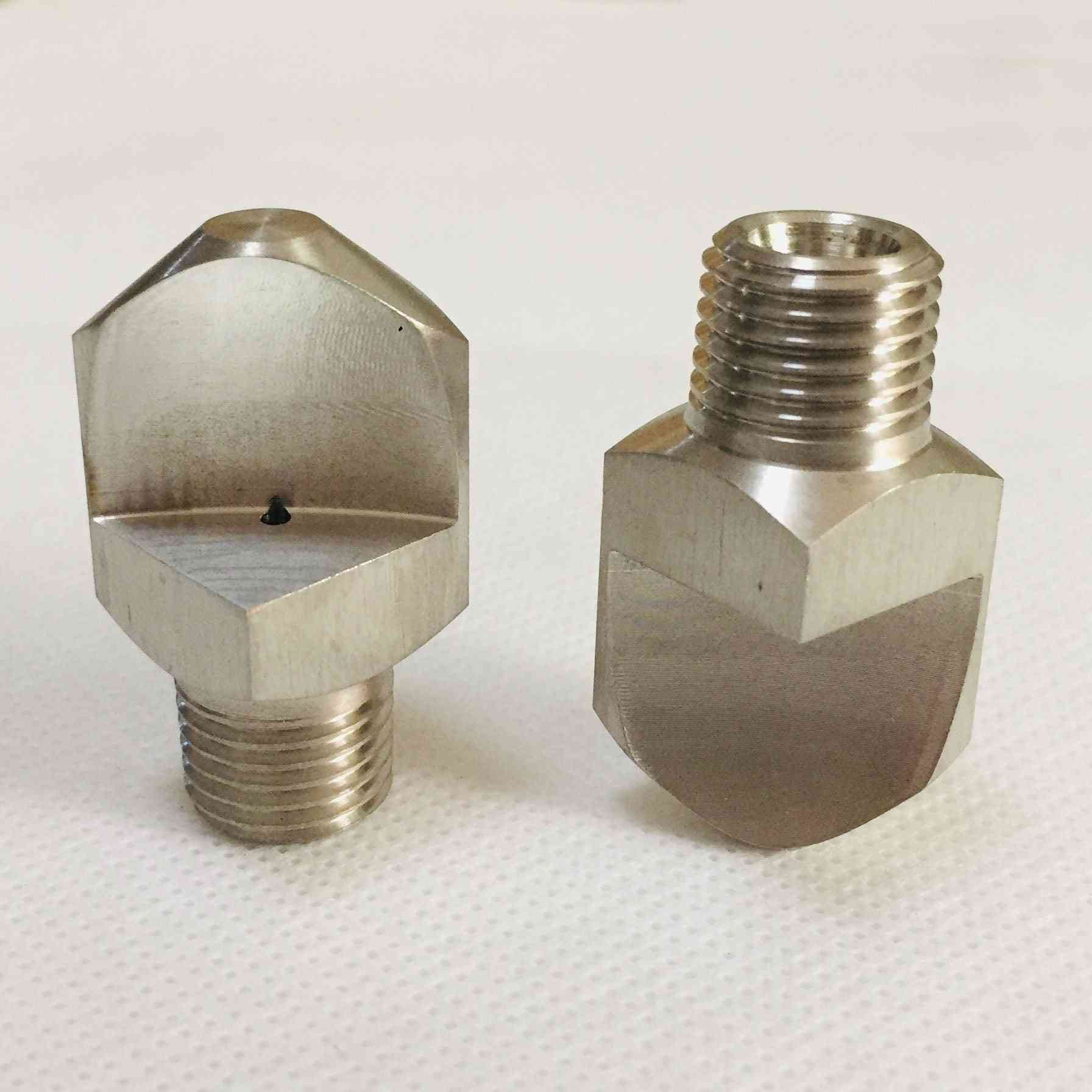 Narrow Angle Flat Fan Nozzle