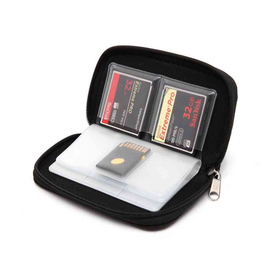 Memory Card Case, Holder For Storage And Travel
