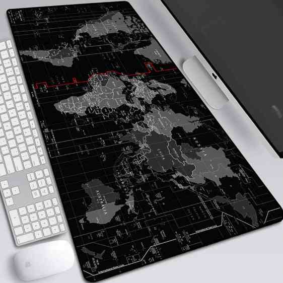 Rgb Version Mouse Pad -support Full Size Keyboard