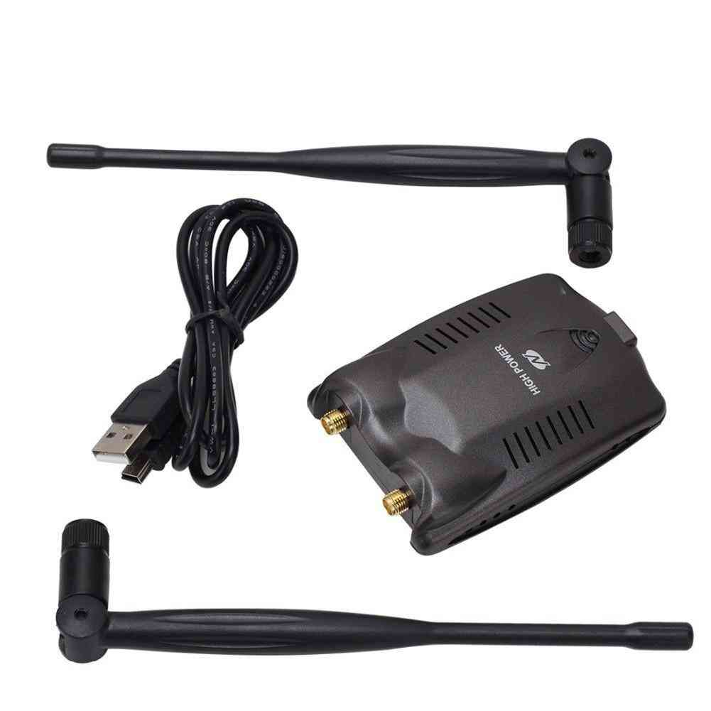 Dual Wifi Antenna Blueway Usb Wifi Adapter Decoder Bt-n9100