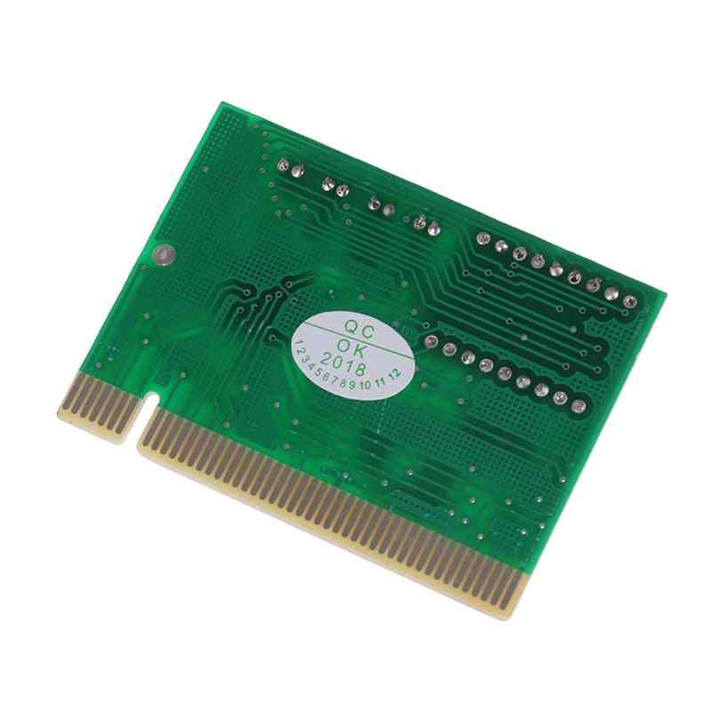 2-digit Lcd Display Pc Analyzer Diagnostic Card Motherboard Tester Computer Analysis Pci Cards Networking Tools