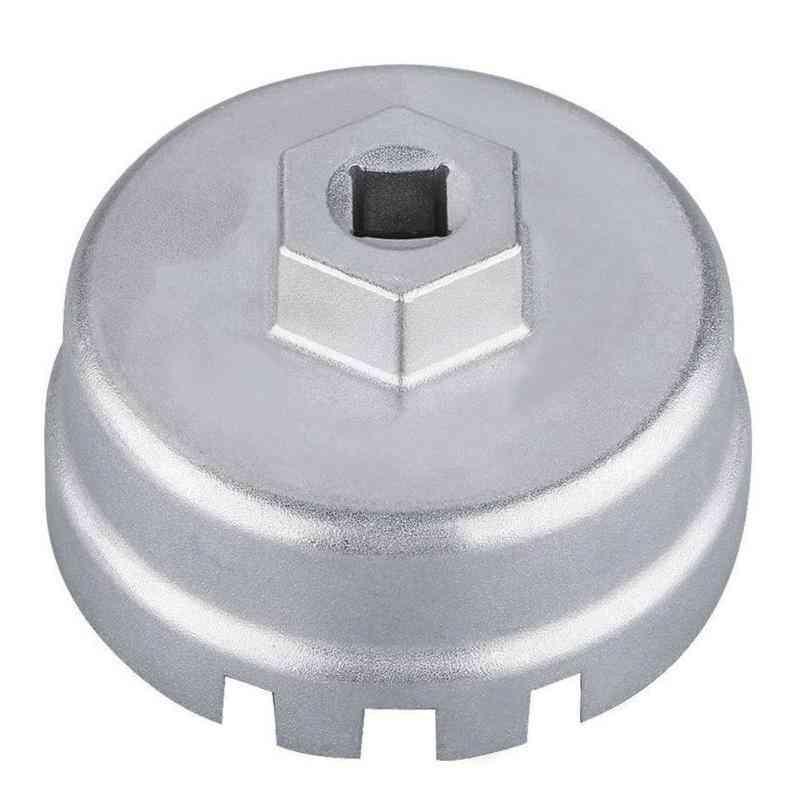 Aluminium Cap Oil Filter, Wrench Housing Tool Remover