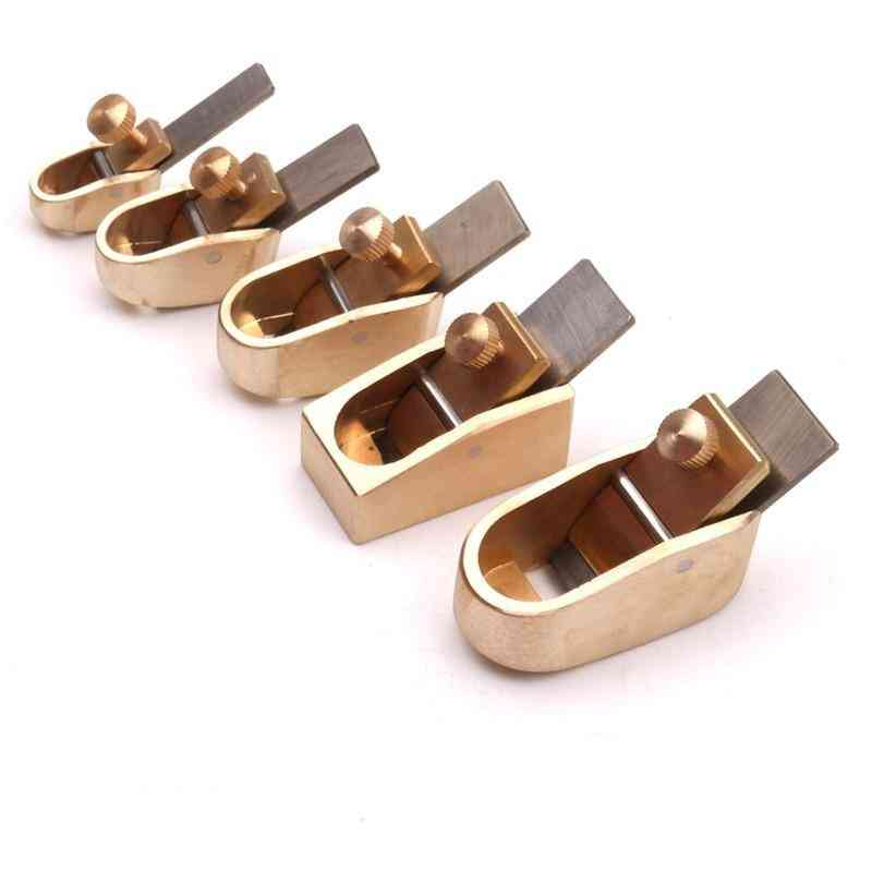 Brass Plane, Hand Planer, Blade Woodworking Planes For Violin, Viola Cello, Making Tool