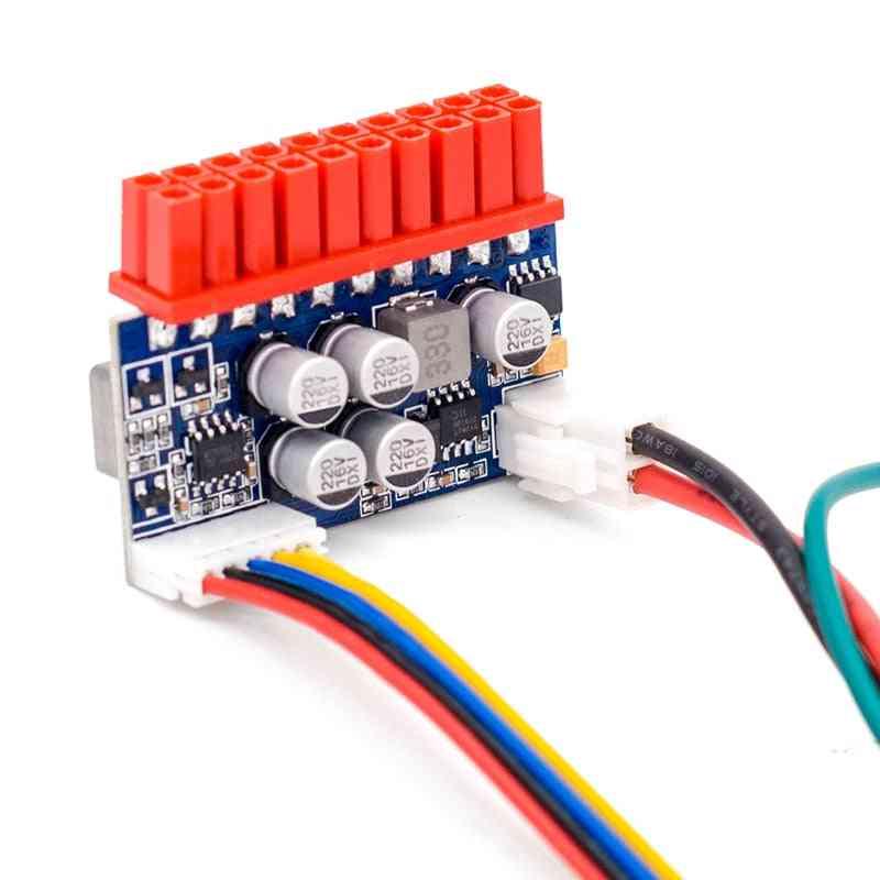 12v 120w Output Mini Itx Dc Atx Pc Switch Dc-dc Atx Pico Psu Power Supply For Computer