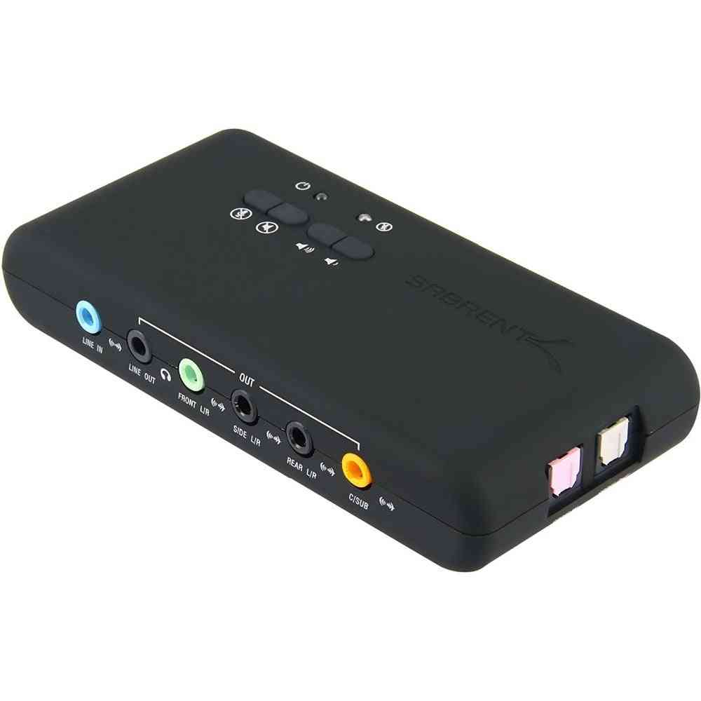 Cmi-6206 Chipset With Spdif & Usb Extension Cable Card For Computer