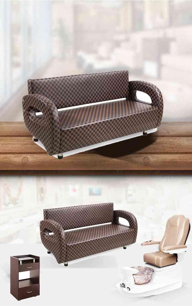Salon Furniture Of Beauty Salon Waiting Chairs/equipment