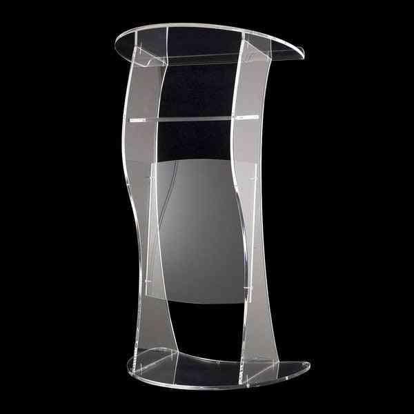 Organic Glass, Acrylic Pulpit Of The Church