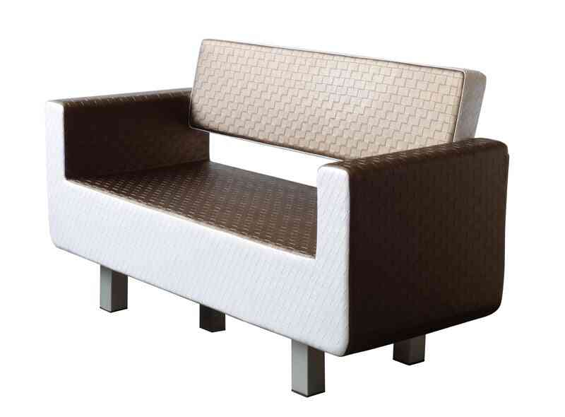 Salon Furniture Sets With Used Hair Salon Equipment Of Waiting Sofa