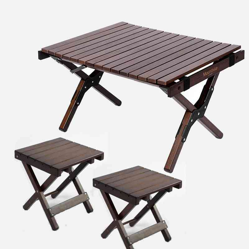 Outdoor Folding Tables & Chairs