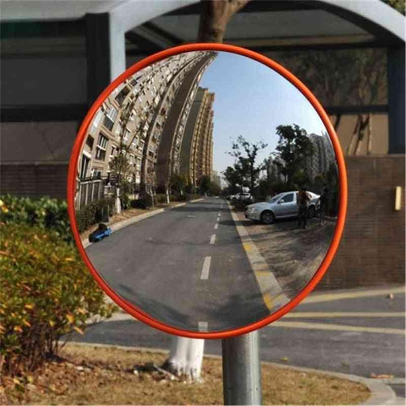 Wide Angle Security Road Indoor Outdoor Roadway Safety Traffic Signal Convex Mirror