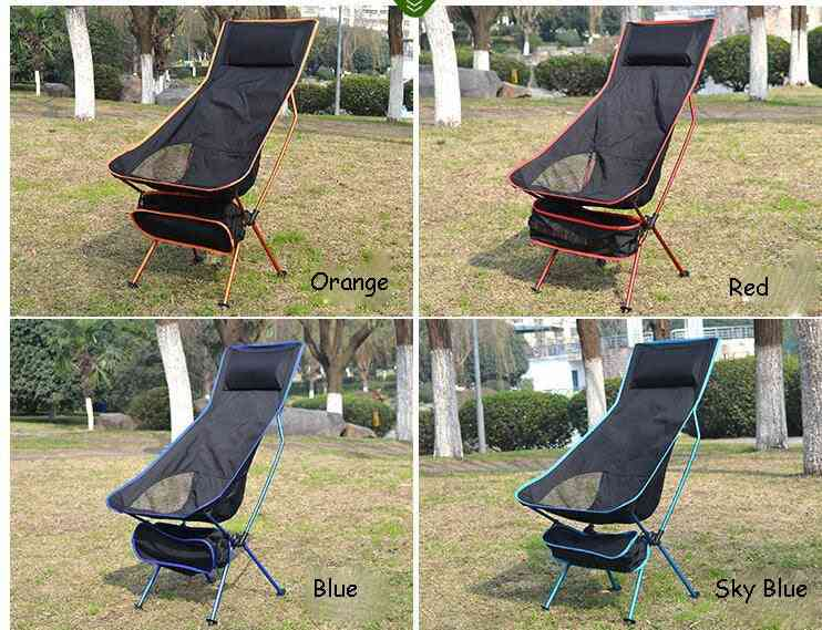 Portable Collapsible Moon Chair