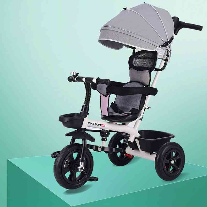 2 In 1 Baby Stroller's Tricycle Bicycle, Umbrella Car