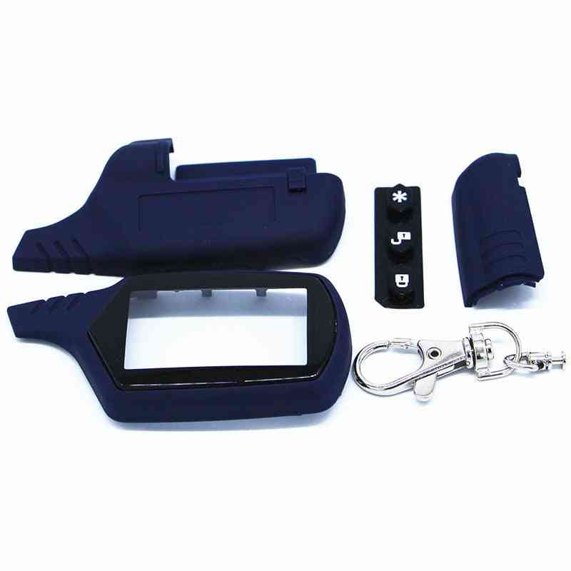 Starline A91 Key Shell Keychain Case For Lcd Remote Two Way Car Alarm System