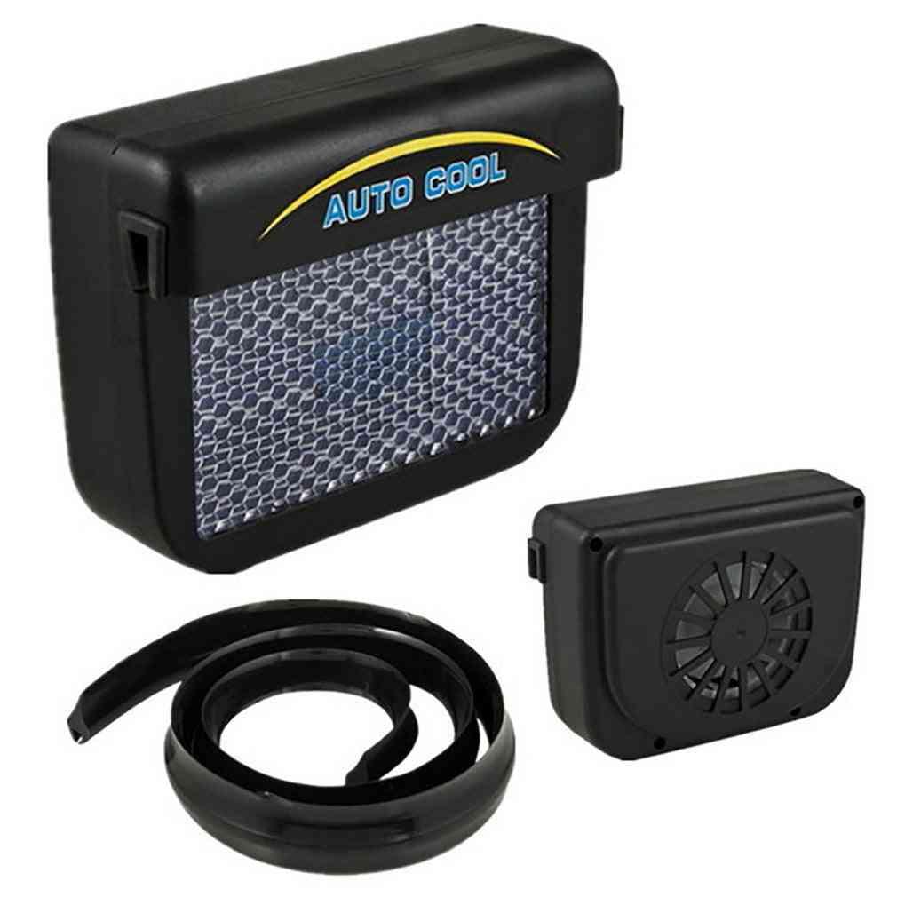 Mini Air Conditioner For Car Window Auto Air-vent Cool Fan