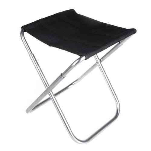 Portable Folding Aluminum Oxford Cloth Chair