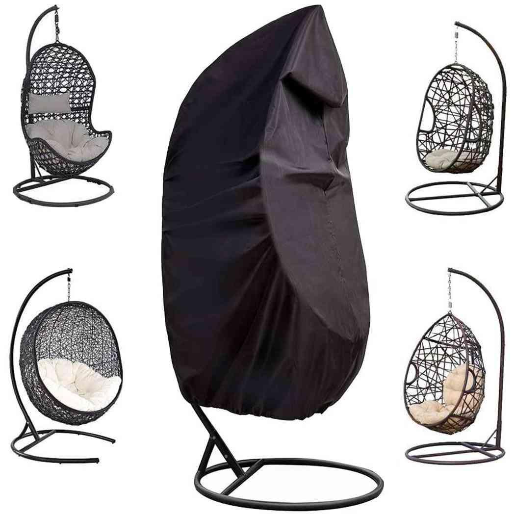 Swing Hanging Chair Eggshell Dust Cover Waterproof