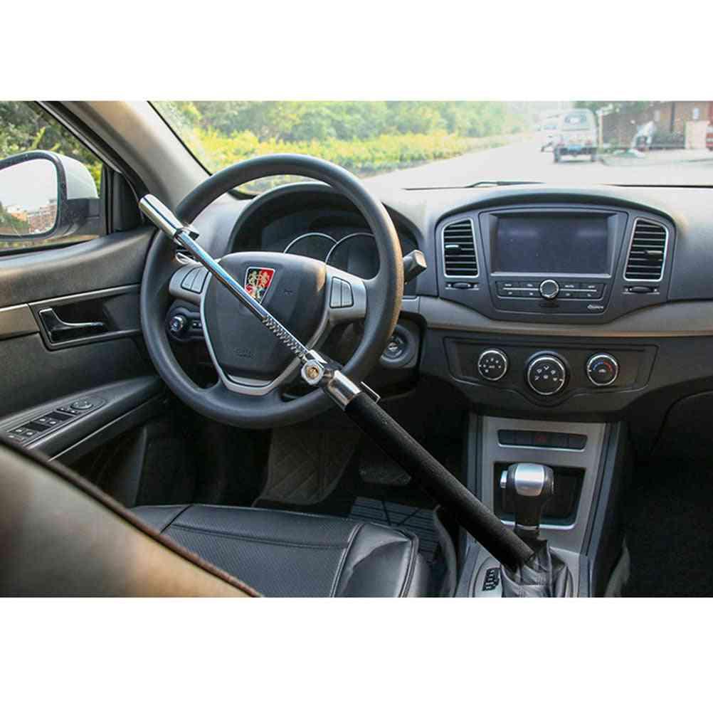 Car Lock Foldable Anti-theft Devices, Steering Wheel Locks