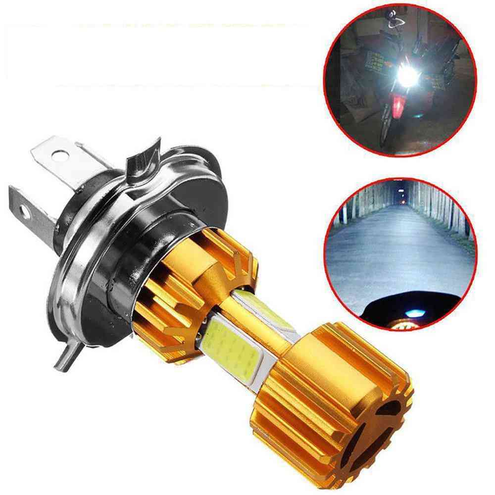 H4 Led Motorcycle Headlight Lamp