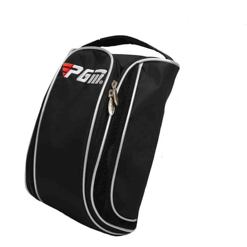 Breathable Large Capacity Waterproof, Golf Shoe Bag