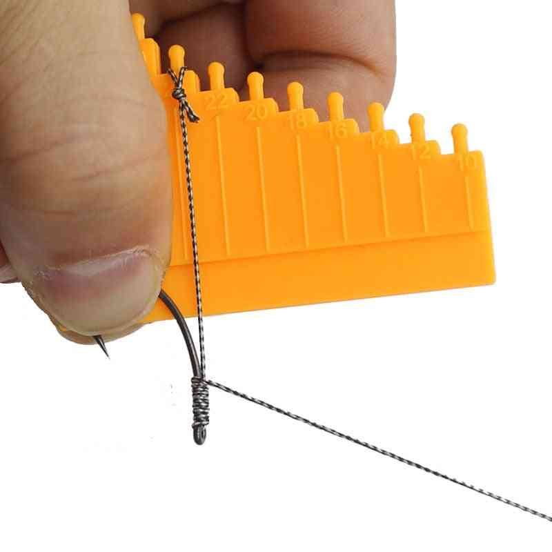 Carp Fishing Hair Gauge For Rig Measurement, Feeder Fishing Tackle