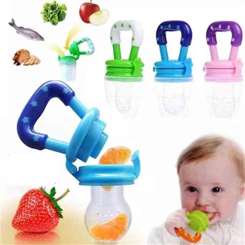 Fresh Fruit Nipple Feeding, Safe Milk Feeder Bottles Nipple, Teat Nibbler