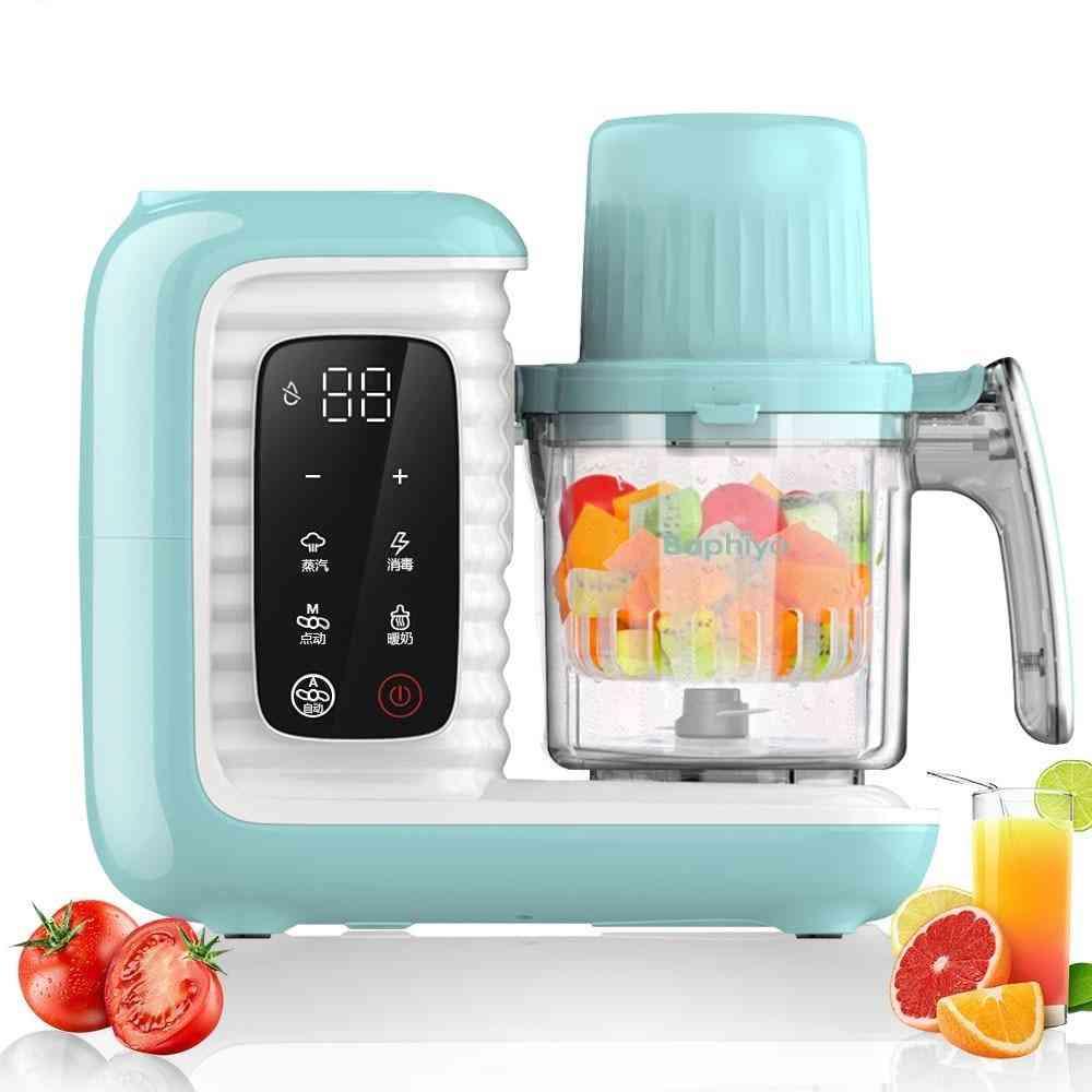 Feeding Food Maker, Multi-function Processor Milk, Warm Food, Cooking Blenders
