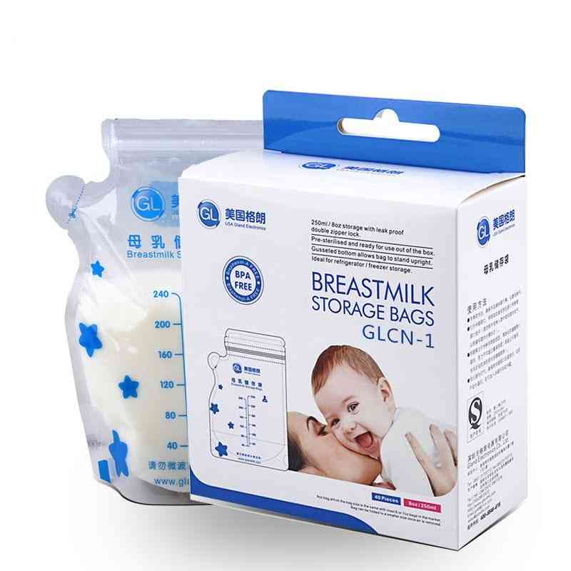 Breast Milk Safe Feeding Food Storage Bag