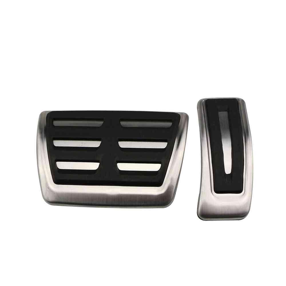 Dsg Sport Pedals Fuel Brake Footrest Pedal Cover Auto Accessories