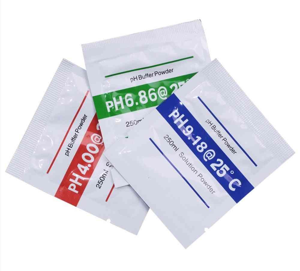 Buffer Powder Measure Calibration Solution For Ph Test Meter