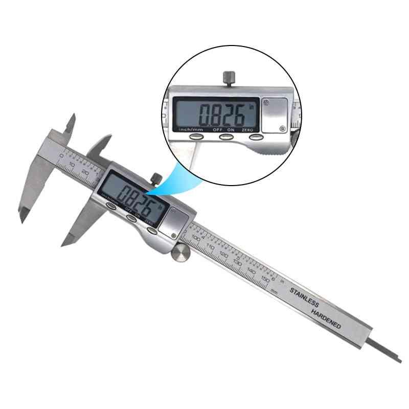 Digital Vernier Caliper -electronic Caliper Micrometer Depth Measuring Tools