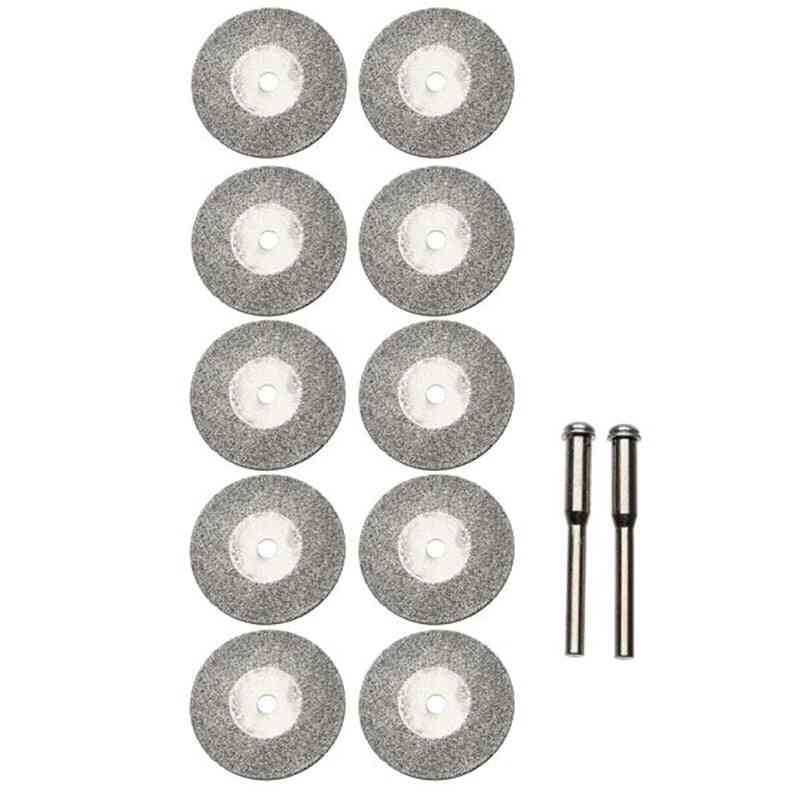 Diamond Grinding Wheel Slice Dremel Accessories For Rotary Tools
