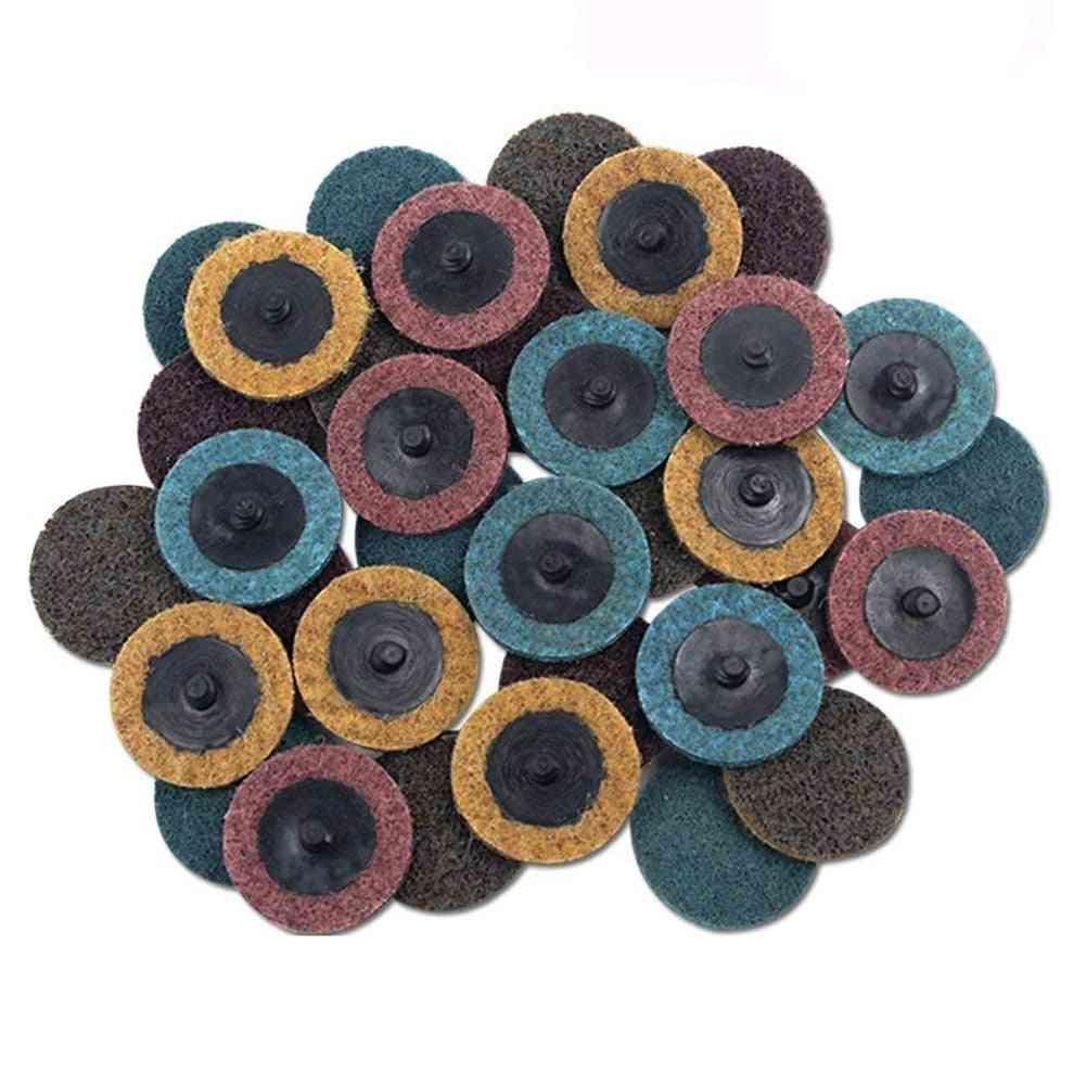 Roloc Disc Coarse, Medium & Fine Quick Change Surface Conditioning Discs