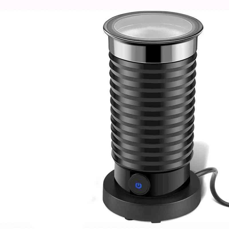 Electric Milk Frother, Steamer Creamer Milk-heater With Foam Density
